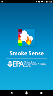 EPA's SmokeSense- screenshot thumbnail