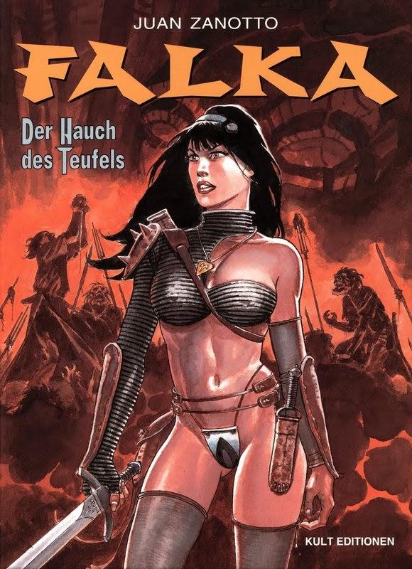 Falka (2002) - komplett
