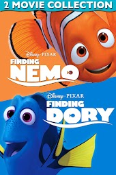 Finding Nemo / Finding Dory 2-Movie Collection