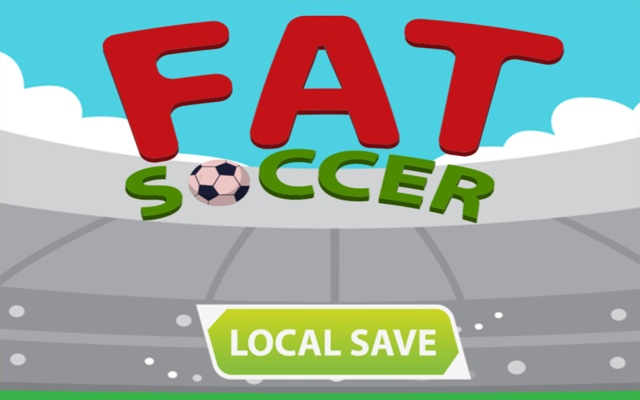 Fat Soccer Game