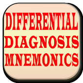 Differential Diagnosis Mnemonics