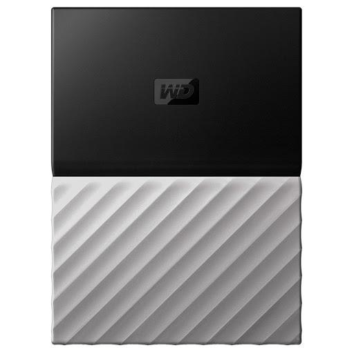Ổ cứng HDD WD My Passport Ultra 2TB (WDBTLG0020BGY-WESN)