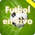 Fútbol en vivo - radios icon