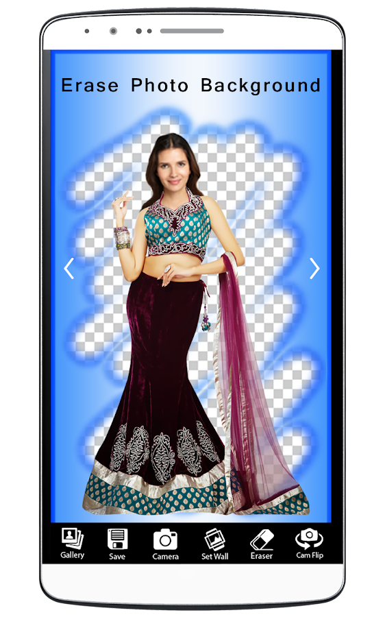 Bridal lehenga dress designs for woman android apps on for Design your wedding dress app