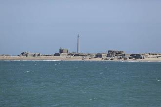 Photo: Teil des Atlantikwalls im Norden von Cotentin