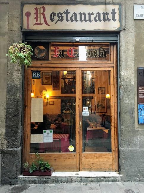 Barcelona, La Cassola, Gdzie warto zjeść w Barcelonie