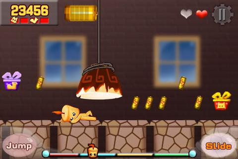 iRunner screenshot 2