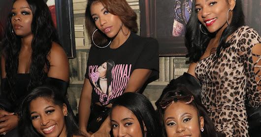 Friday November 29, 2019-Atlanta GA-Rose Bar #LoveFridays