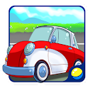 Learning transport for kids icon