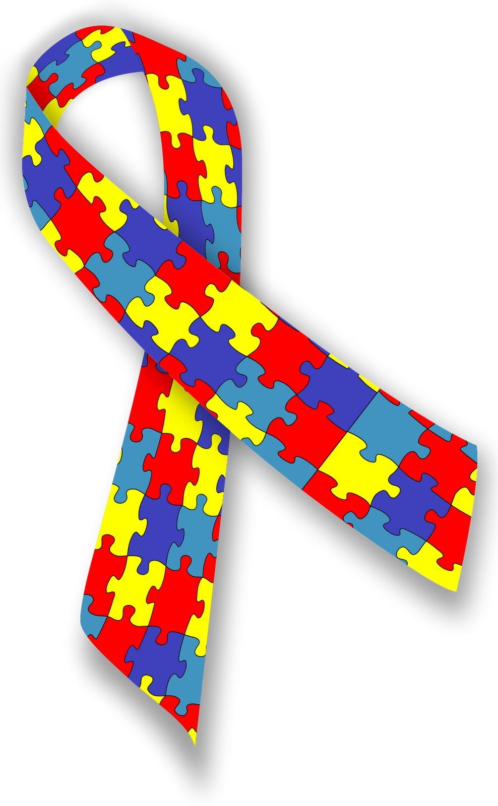Resultado de imagen de simbolo autismo