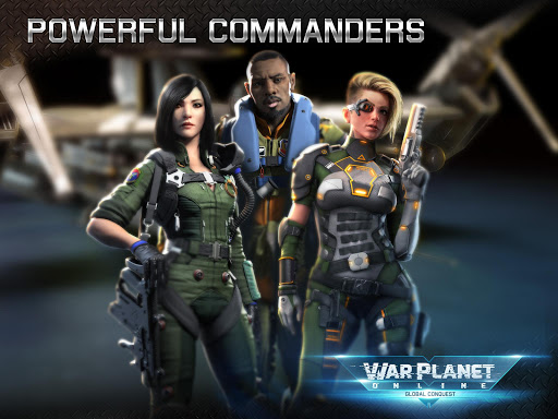 War Planet Online: Real-Time Strategy MMO Game 3.3.0 screenshots 16