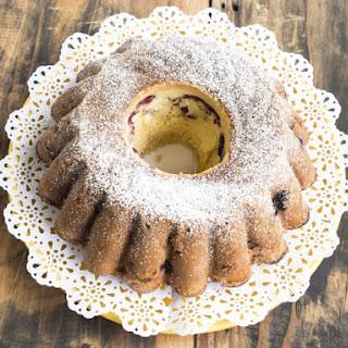 Blueberry Sour Cream Bundt Cake Recipes