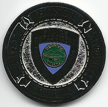 Photo: Bedford Police, Challenge Coin (Reverse)