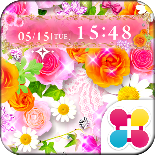 Flower Garden Wallpaper Theme Icon