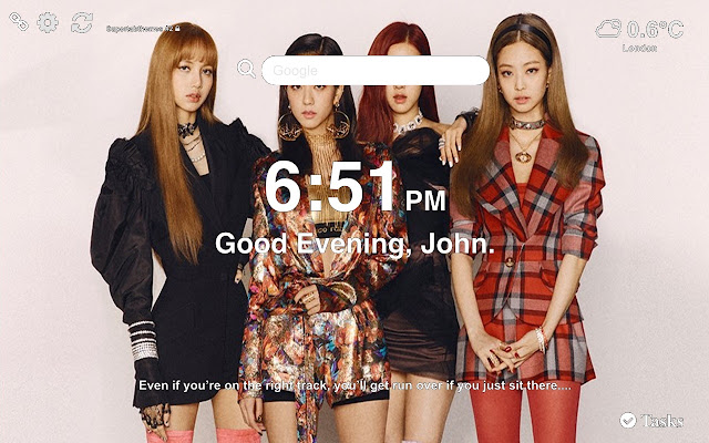 Blackpink Wallpapers and New Tab Themes
