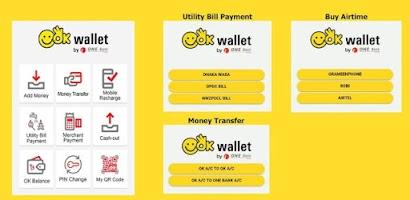 OK wallet - Free Android app | AppBrain