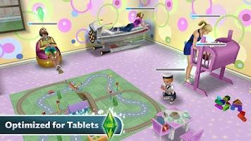 Screenshot of The Sims™ FreePlay