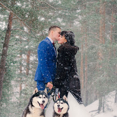 Wedding photographer Darya Potapova (potapova). Photo of 24.02.2017