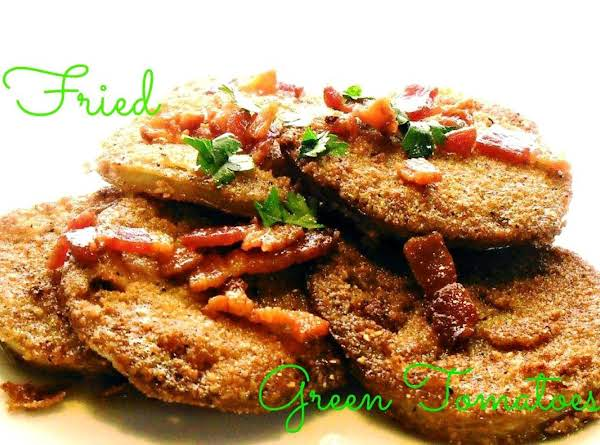 My Fried Green Tomatoes Recipe