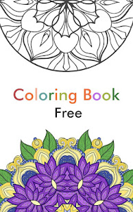 Color Therapy Pages Flowers Apps on Google Play