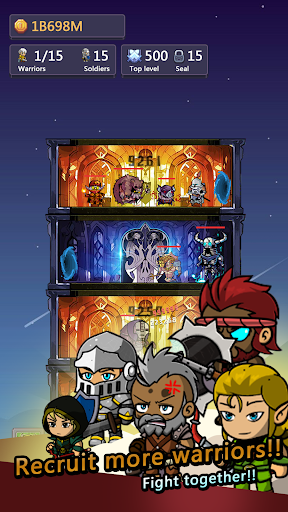 Brave Tower 1.24 screenshots 2
