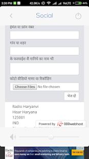 Radio Haryanvi - Online Radio - náhled