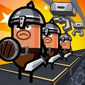 Hero Factory - Idle Factory Manager Tycoon icon