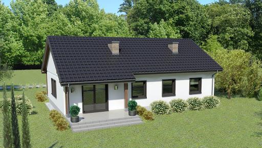 projekt Dom przy Bukowej 19
