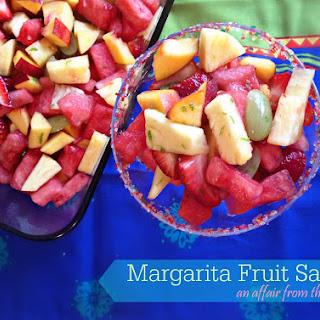 Margarita Fruit Salad.