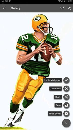 Aaron Rodgers Wallpaper HD Screenshot 4