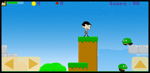 Mr Pean Adventure run for PC