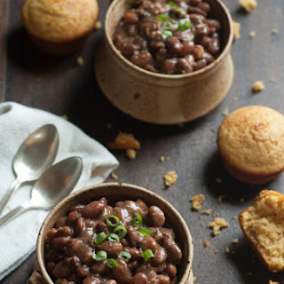 Slow Cooker Ham And Beans Recipe (No-Soak Option)