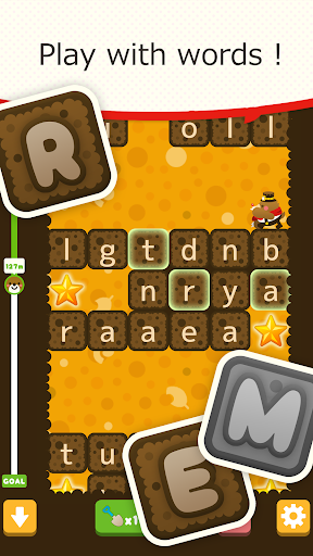 Word Mole - Word Puzzle Action -