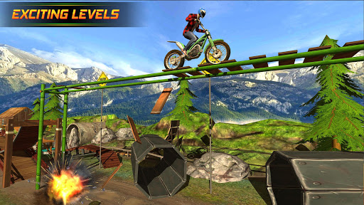 Bike Stunts Racing Free 1.5 {cheat|hack|gameplay|apk mod|resources generator} 4