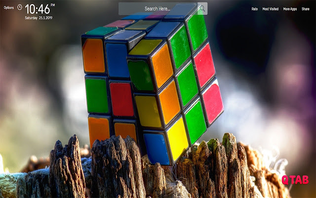 Rubik S Cube Wallpapers Hd Theme