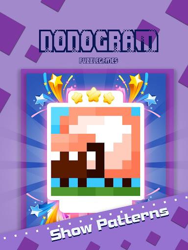 Nonogram - Logic Pixel Cross Puzzle  screenshots 12