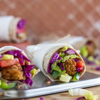Whole Wheat Tortilla Wrap Lunch Recipes.