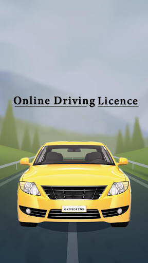 Online Indian Driving License Apply 1.1 screenshots 1