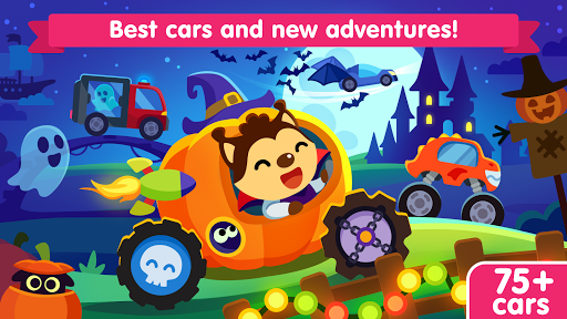 Car game for toddlers: kids cars racing games Apk 1