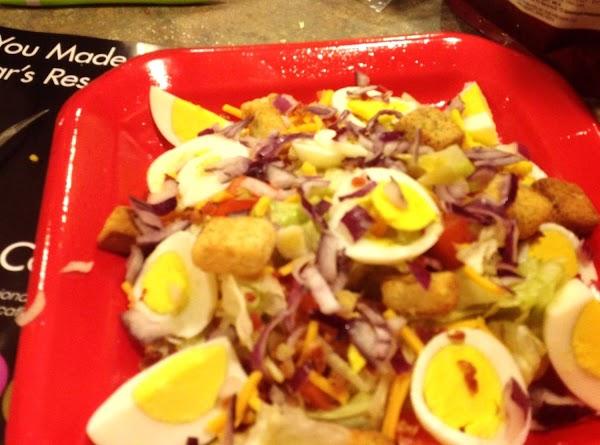 Quick Fix Salad Recipe