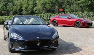 £94,285 for new Maserati