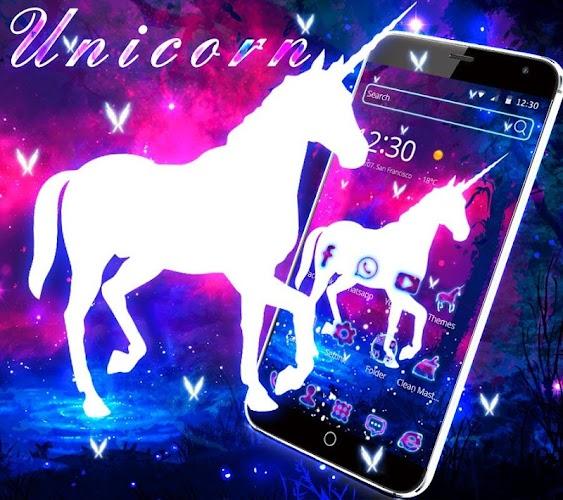 Download Galaxy Unicorn Theme Wallpaper Apk Latest Version App By