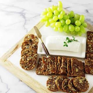 Ancient Grains Gourmet Crackers.
