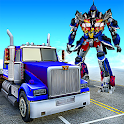 Police Robot Truck icon