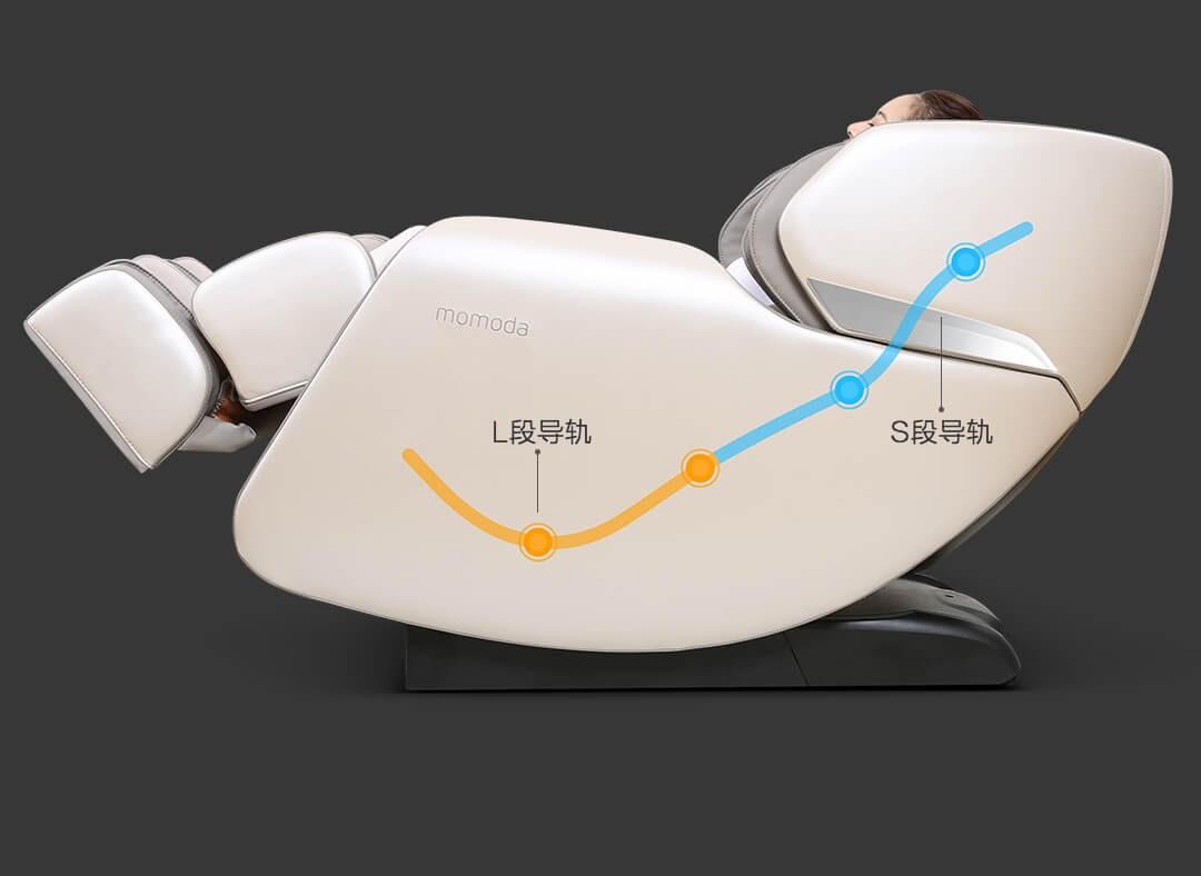 Ghế massage thông minh AI Momoda RT5870