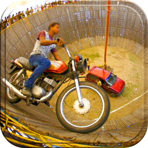 Well Of Death Car Stunt Rider for PC and MAC