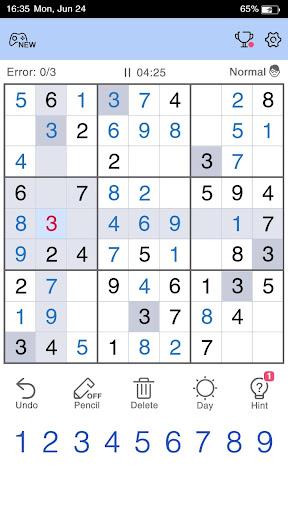 Sudoku android2mod screenshots 3