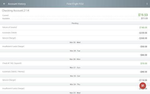 First Flight FCU screenshot 6