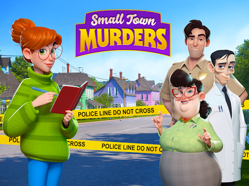 Small Town Murders: Match 3 Crime Mystery Stories screenshots 12