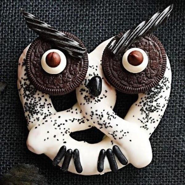 Owl Snacks Recipe